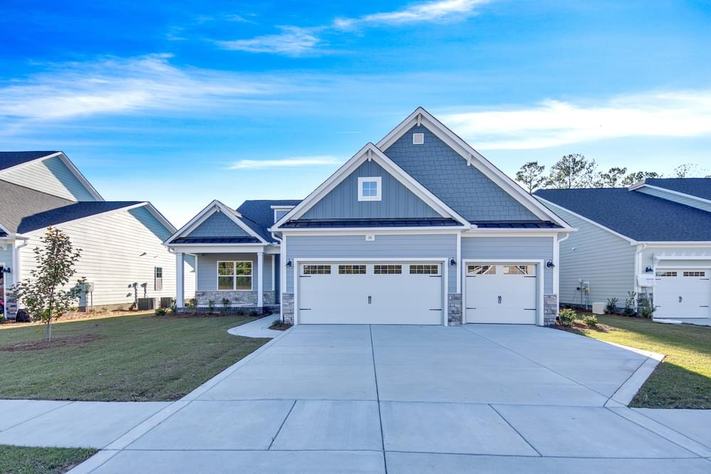 3br New Home in Fuquay-Varina, NC Caviness & Cates Communities