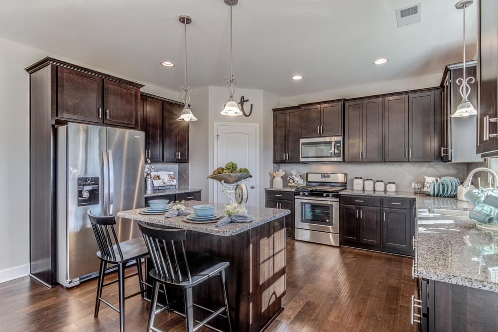 The Drayton Model Kitchen