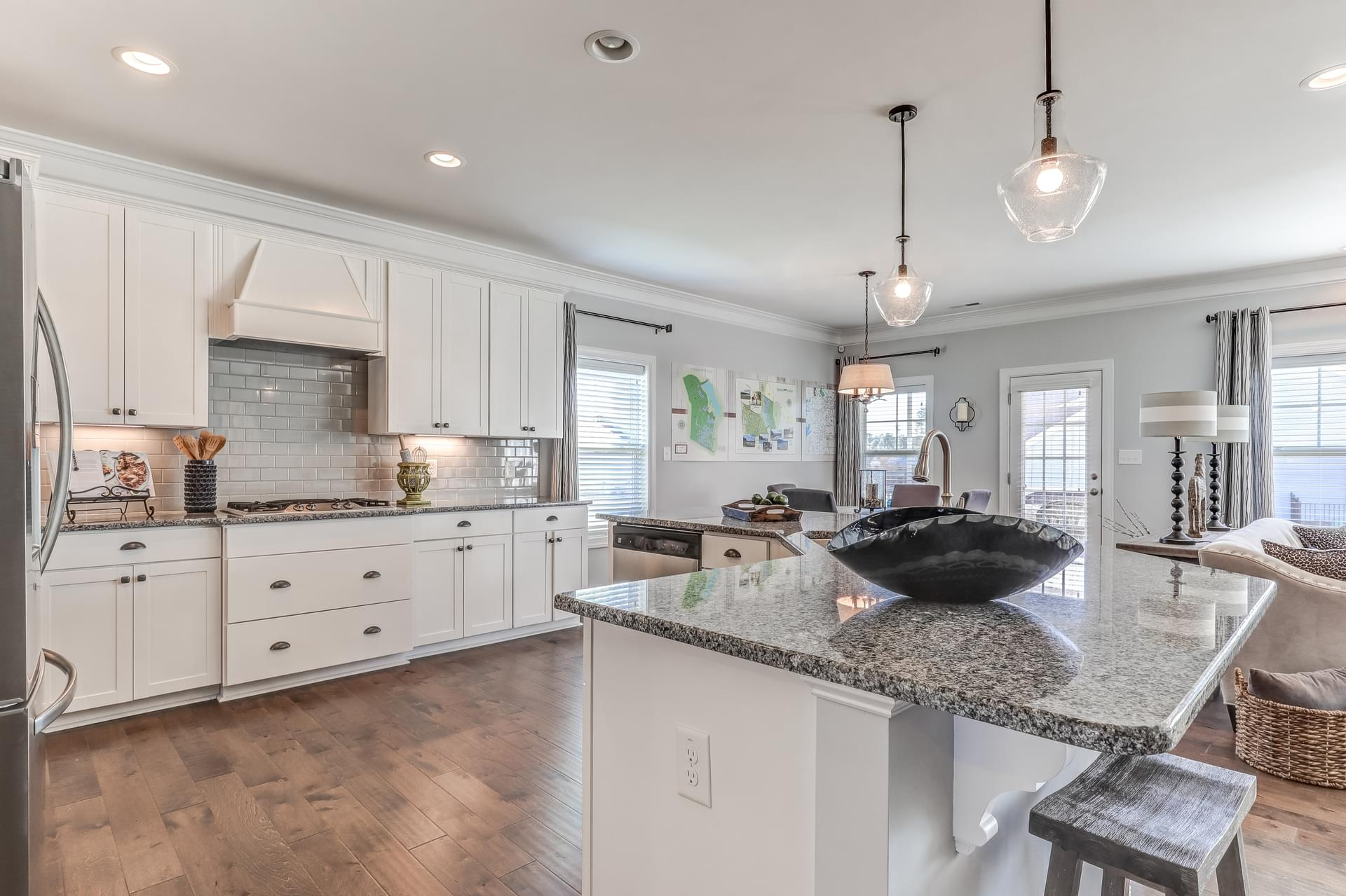New Home Kitchen Gallery Photos Caviness Cates Communities