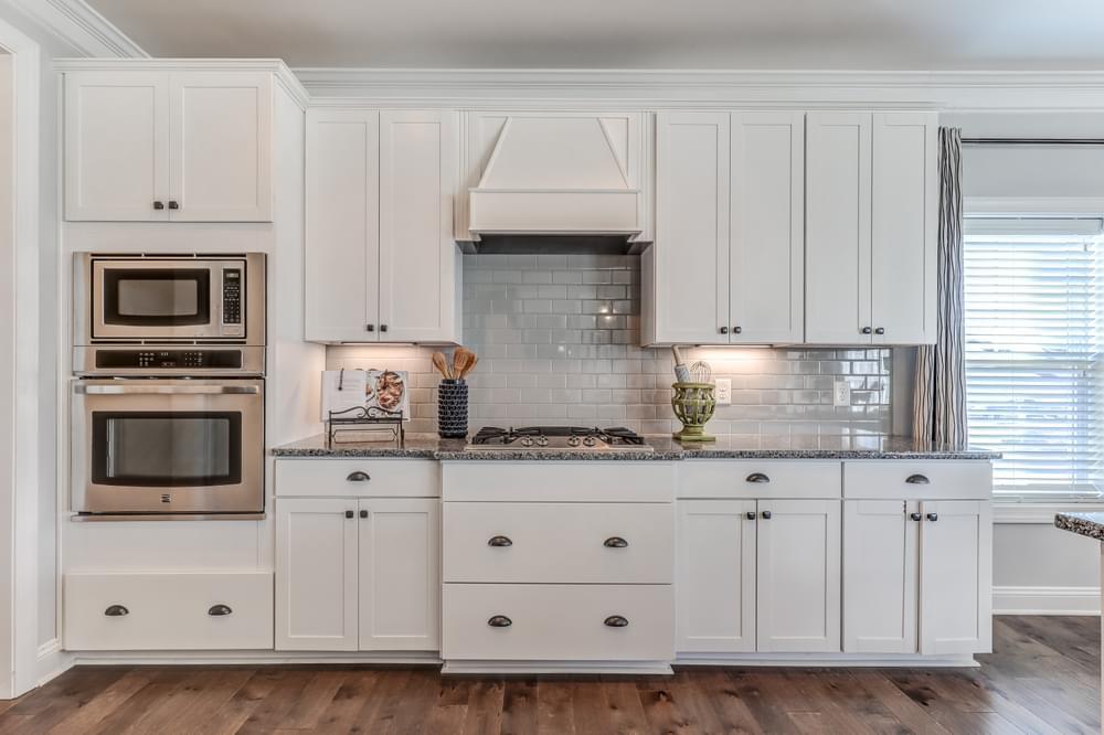 The Halifax Model Gourmet Kitchen