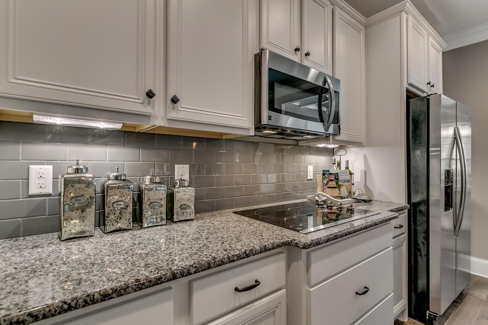 The Sawgrass Model Kitchen. The Sawgrass Model Kitchen