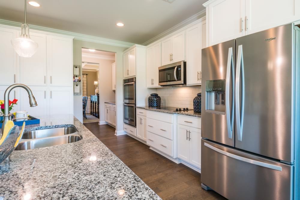 The Savannah Model Kitchen