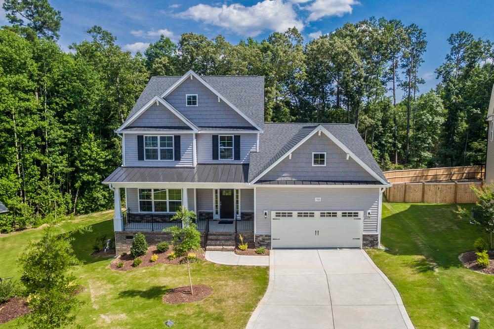 Turner Run New Homes in Greenville, NC Caviness & Cates Communities