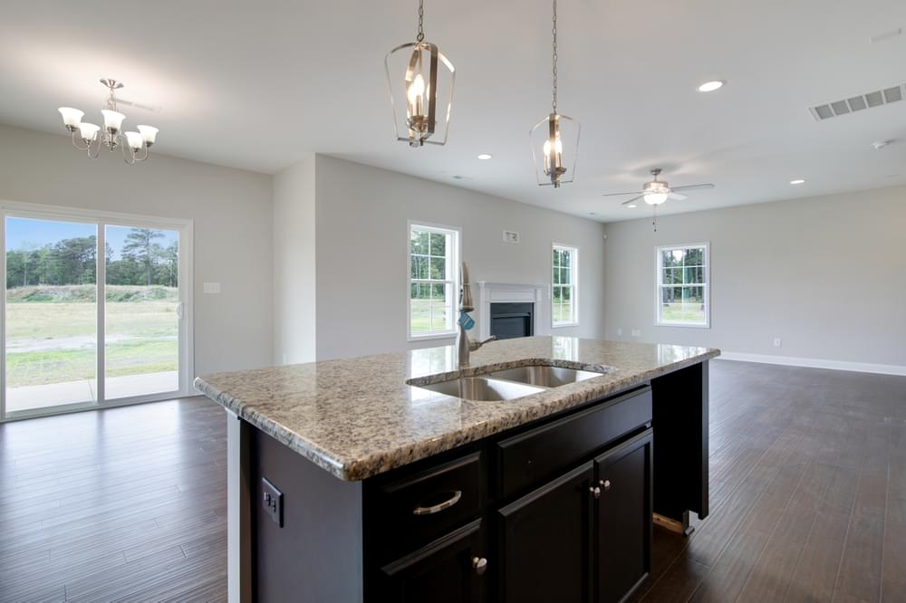 Roslin Farms West New Homes in Hope Mills, NC Caviness & Cates Communities