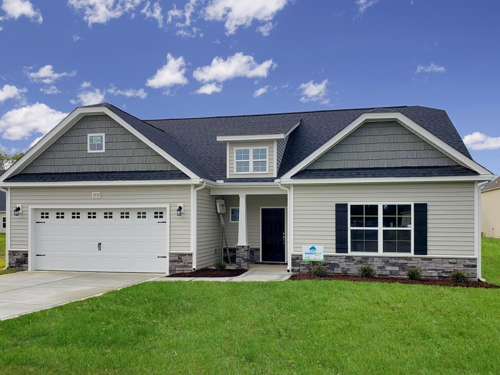Summer Place New Homes in Grimesland, NC Caviness & Cates Communities