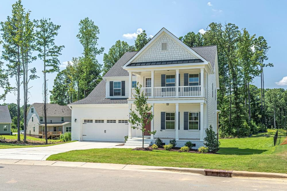 New Homes in Wake Forest, NC Caviness & Cates Communities