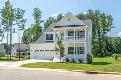 Berklee Estates New Homes for Sale in Wake Forest NC