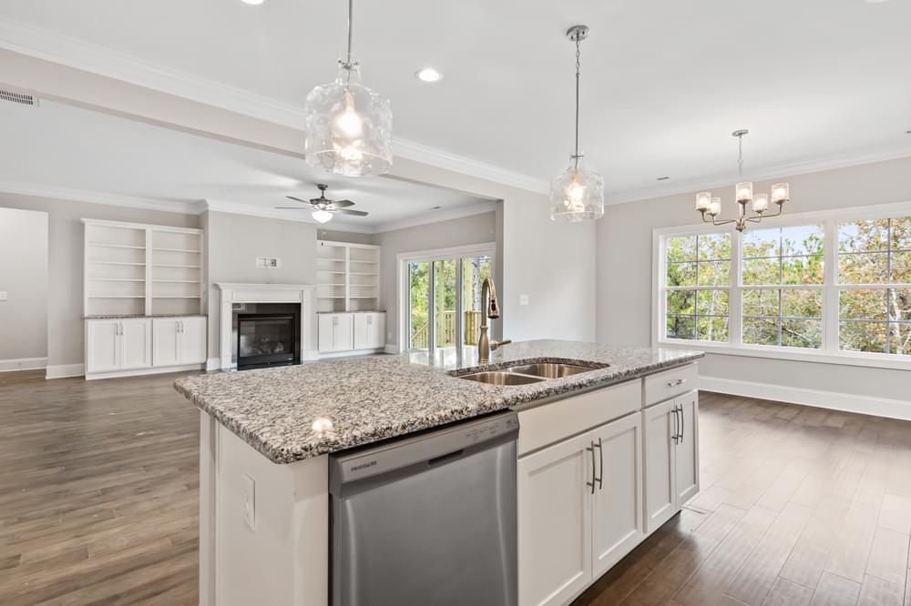 2,927sf New Home in Pinehurst, NC Caviness & Cates Communities