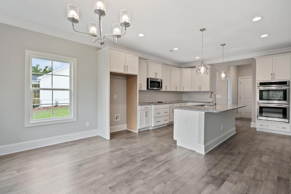 4br New Home in Pinehurst, NC Caviness & Cates Communities