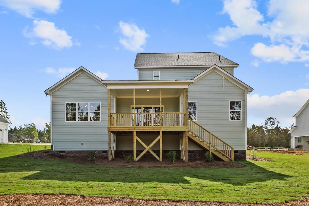 846 Winston Pines Drive, Pinehurst, NC Caviness & Cates Communities