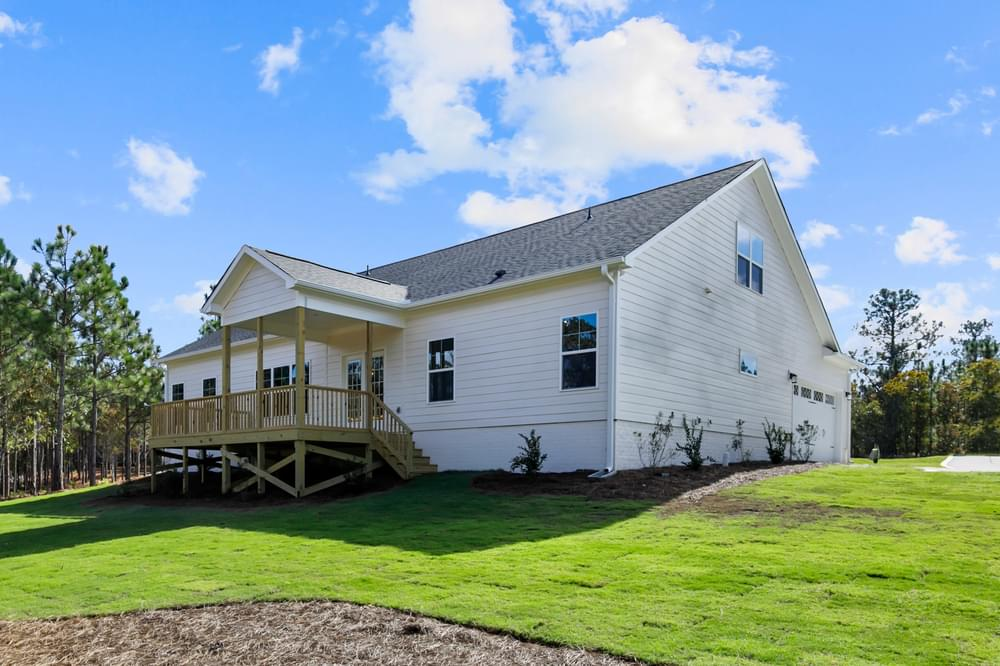 Pinehurst, NC New Home Caviness & Cates Communities
