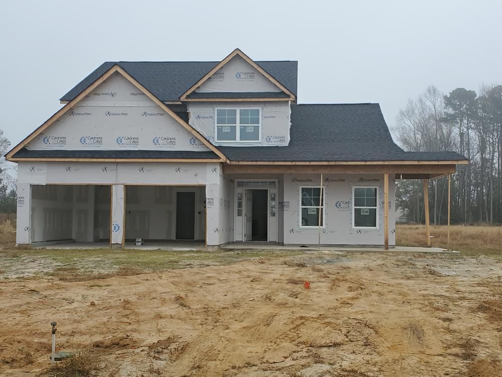 3003 Dearing Court, Winterville, NC Caviness & Cates Communities