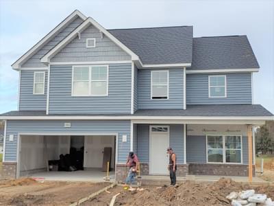 4300 Glen Castle Way, Winterville, NC 28590 New Home for Sale