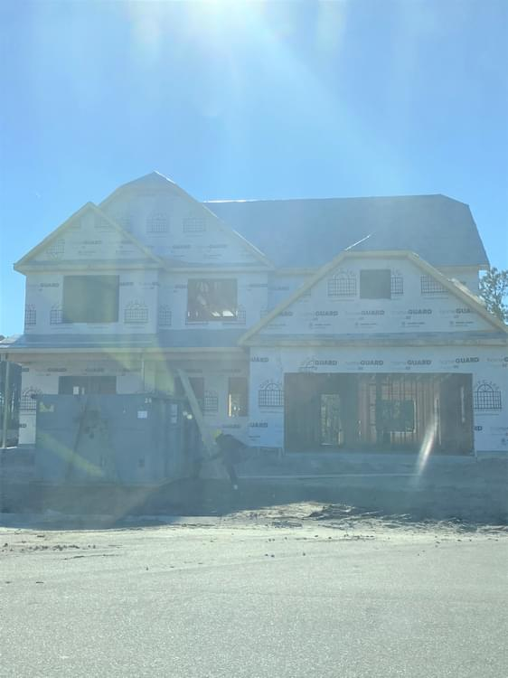 5br New Home in Sneads Ferry, NC Caviness & Cates Communities