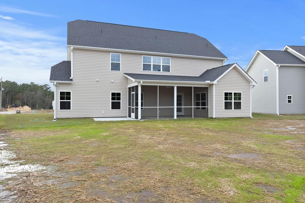 3,100sf New Home in Winterville, NC Caviness & Cates Communities