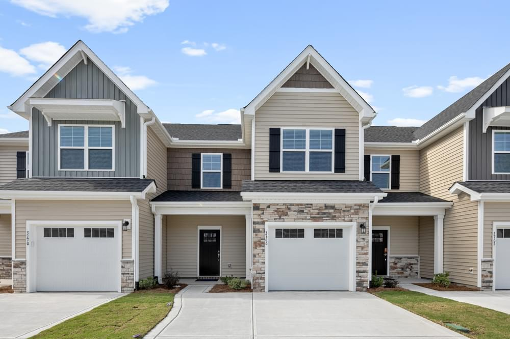 Leland, NC New Homes Caviness & Cates Communities