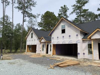 504 Niblick Circle, Pinehurst, NC 27376 New Home for Sale