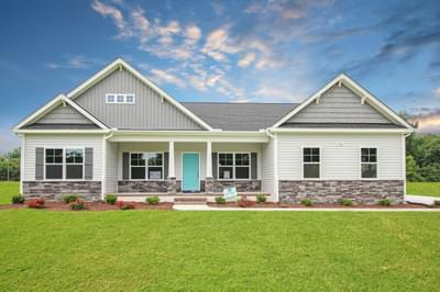 Three Oaks New Homes for Sale in Greenville NC