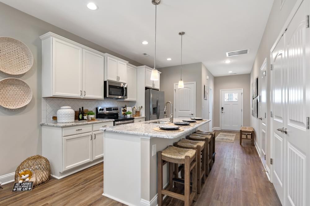 Mai Tai New Home in Leland, NC Caviness & Cates Communities