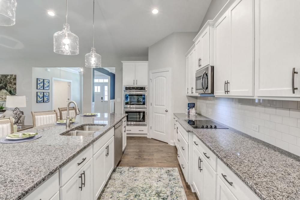 3br New Home in Carthage, NC Gourmet Kitchen Option
