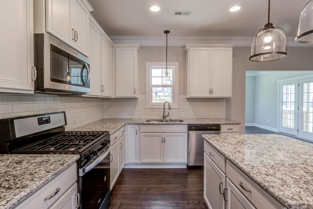 Kendleton New Home in Wilmington, NC Caviness & Cates Communities