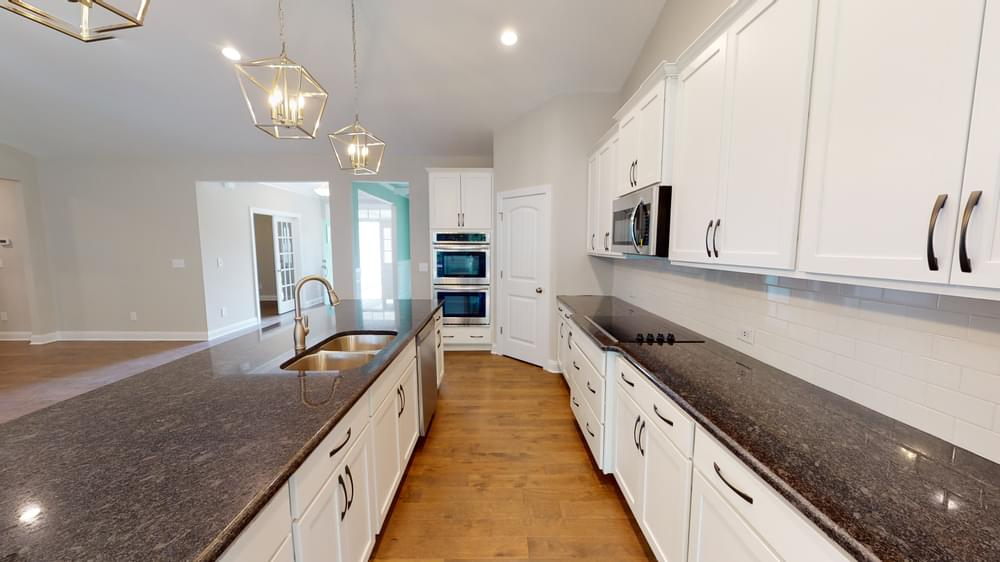 2,322sf New Home in Carthage, NC Gourmet Kitchen Option