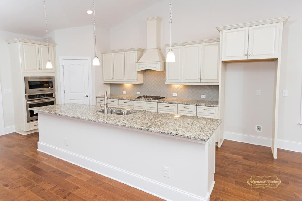 Carthage, NC New Home Gourmet Kitchen Option