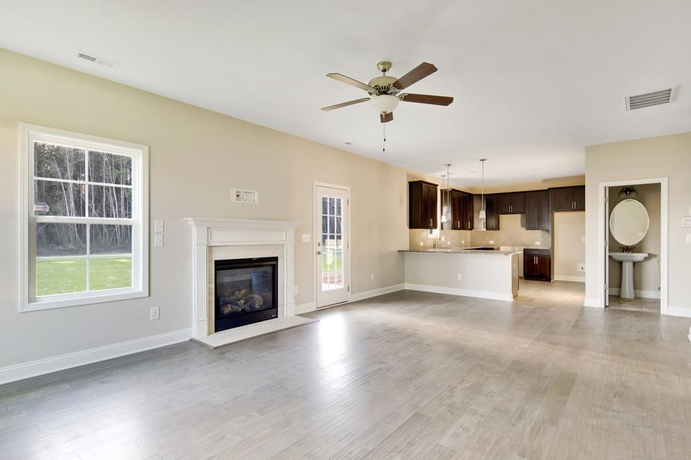3br New Home in Wilmington, NC Caviness & Cates Communities