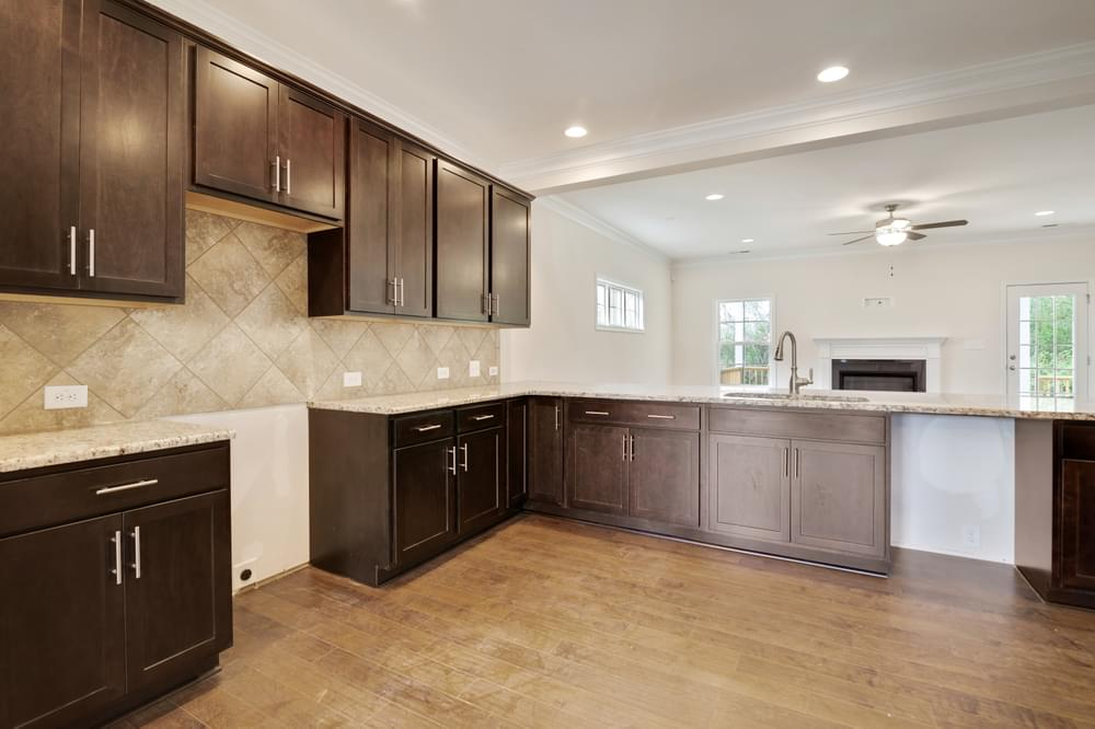 Benton New Home in Knightdale, NC Caviness & Cates Communities