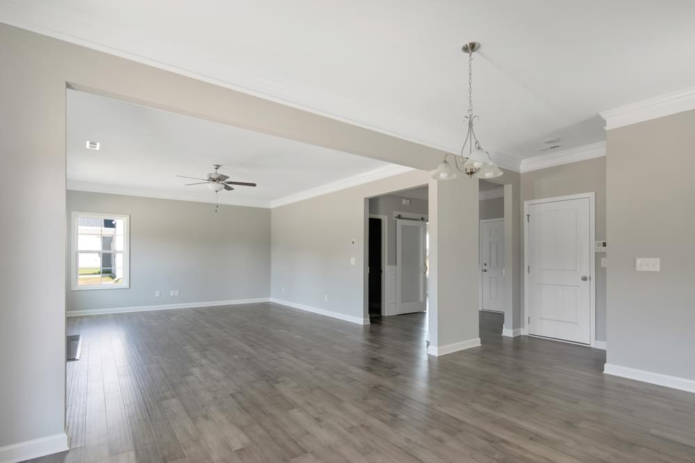 2,234sf New Home in Grimesland, NC Caviness & Cates Communities