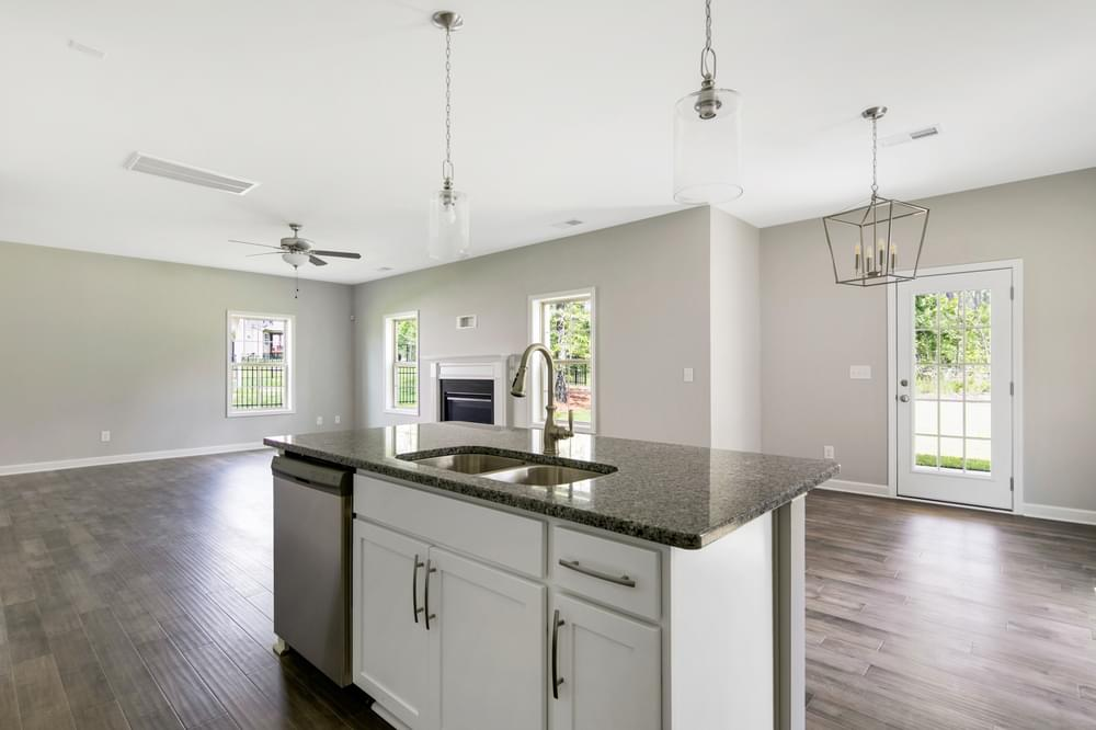 4br New Home in Spring Lake, NC Caviness & Cates Communities