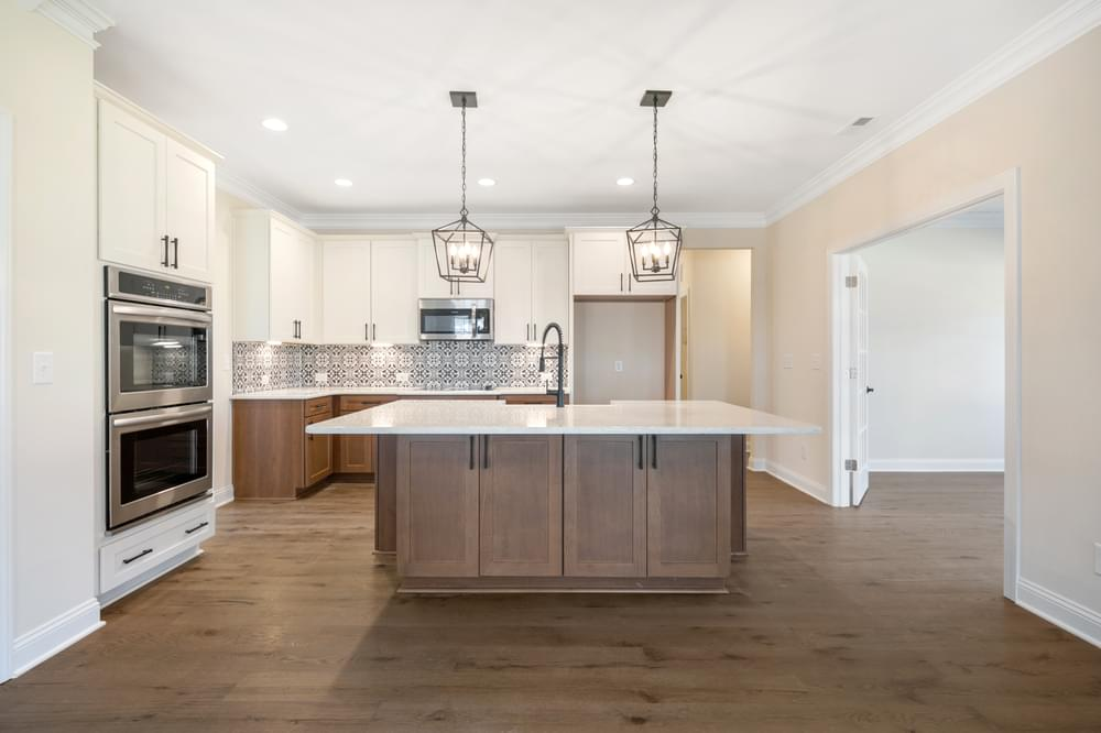 New Home in Greenville, NC Gourmet Kitchen Layout