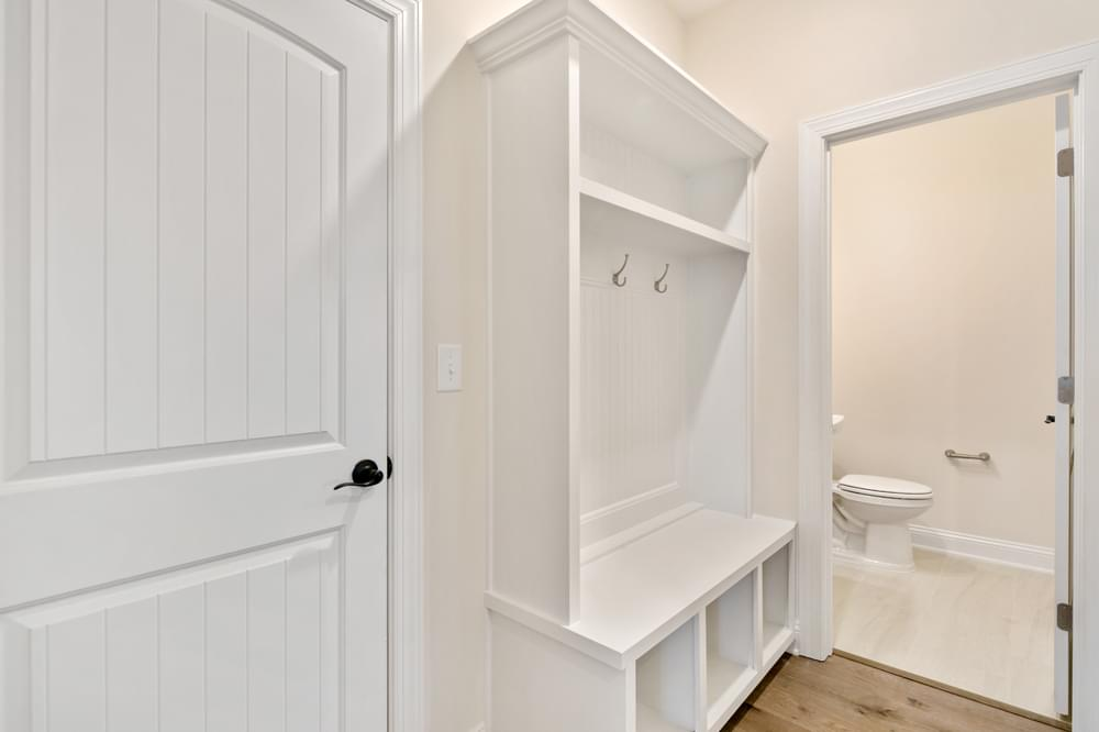 Wagner New Home in Greenville, NC Built-in option