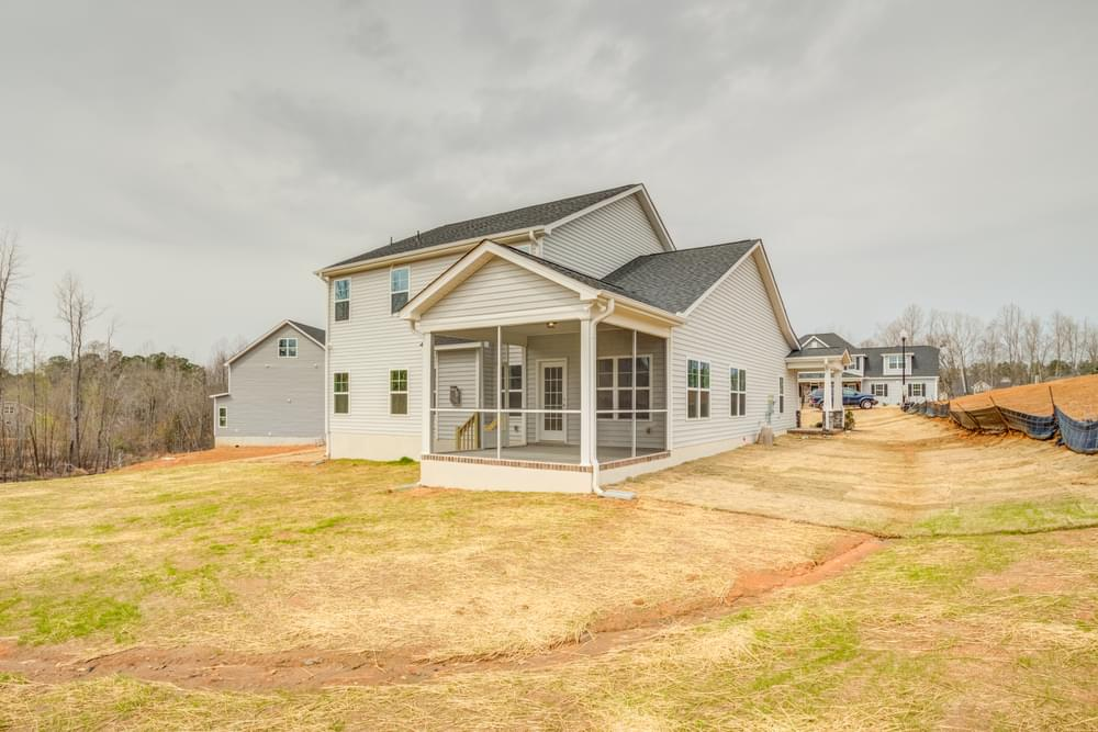 2,724sf New Home in Selma, NC Caviness & Cates Communities