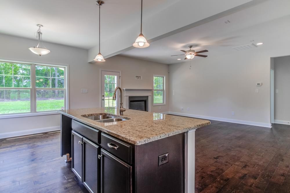 New Home in Clayton, NC Caviness & Cates Communities
