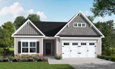 5925 Appomattox Drive, Wilmington, NC 28409 New Home for Sale