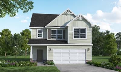 5929 Appomattox Drive, Wilmington, NC 28409 New Home for Sale