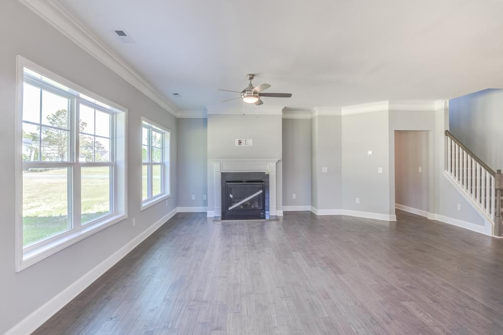 3,150sf New Home in Sneads Ferry, NC Caviness & Cates Communities
