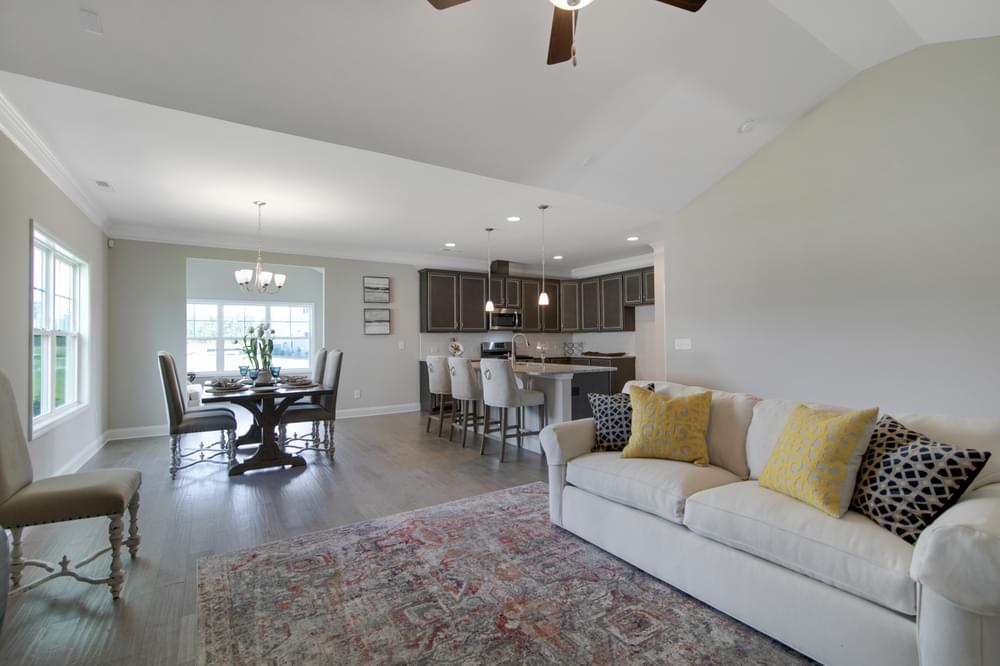 3br New Home in Clayton, NC Caviness & Cates Communities
