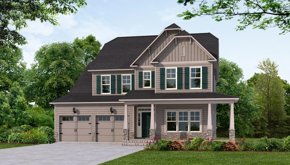 127 Evergreen Forest Drive, Sneads Ferry, NC 28460 Elevation K