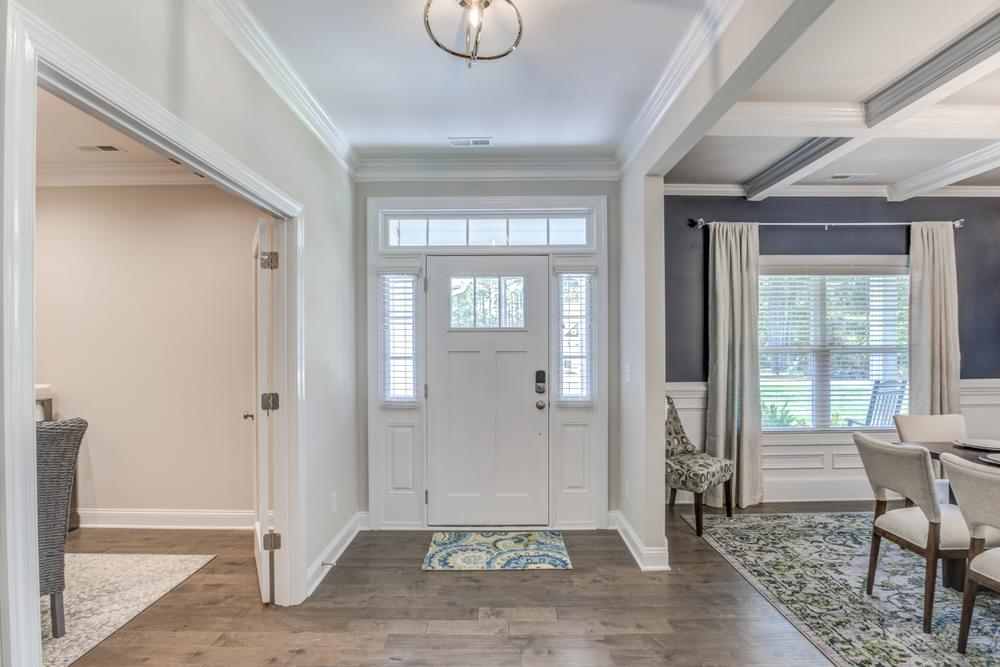 2,322sf New Home in Carthage, NC Caviness & Cates Communities
