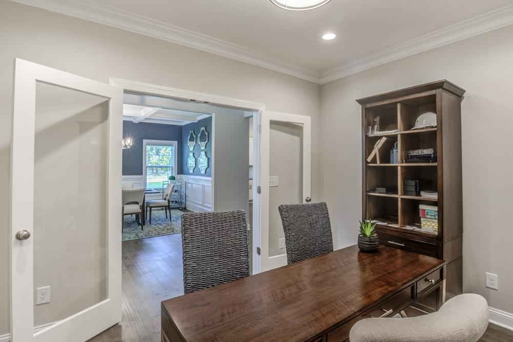 Liberty New Home in Carthage, NC Caviness & Cates Communities