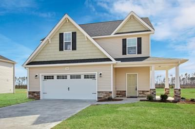 364 Holly Grove Drive, Winterville, NC 28590 New Home for Sale