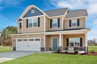 Holly Grove New Homes for Sale in Winterville NC