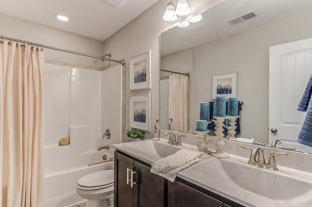 The Drayton Model Bathroom. The Drayton Model Bathroom