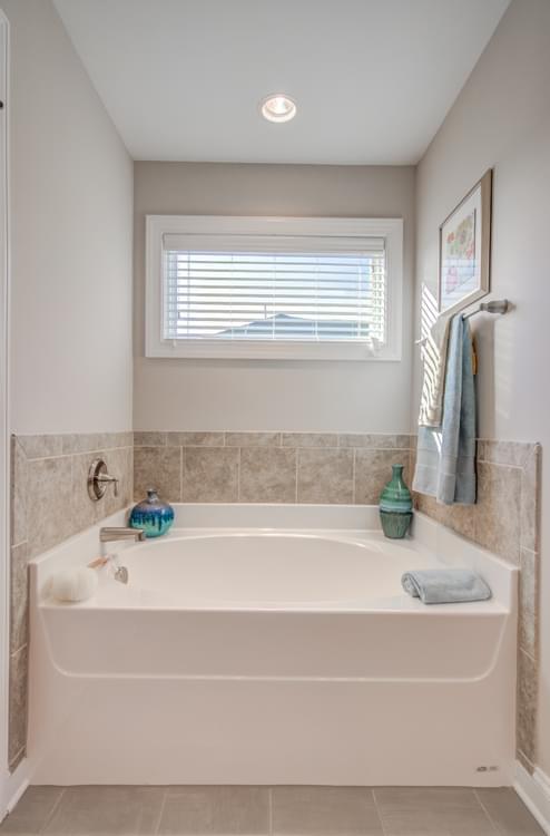 The Brunswick Model Master Bathroom. The Brunswick Model Master Bathroom