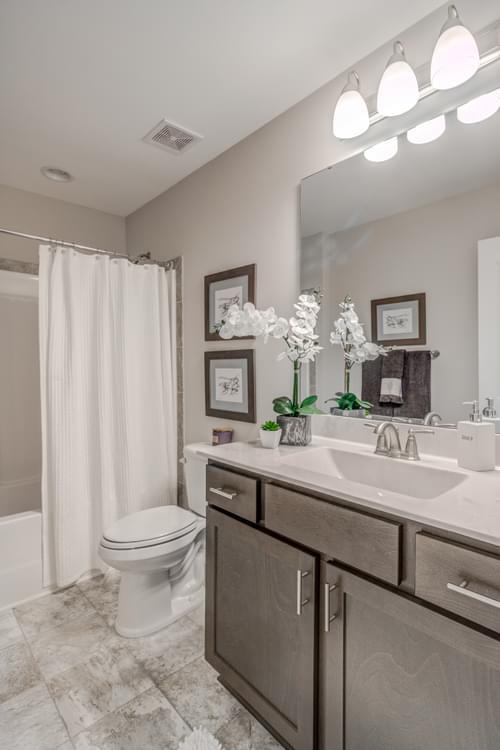 The Brunswick Model Bathroom. The Brunswick Model Bathroom
