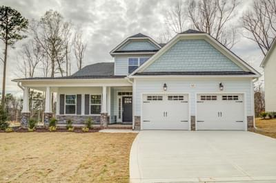 Glenmere Gardens New Homes for Sale in Knightdale NC