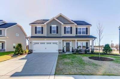 Gordon Park New Homes for Sale in Clayton NC