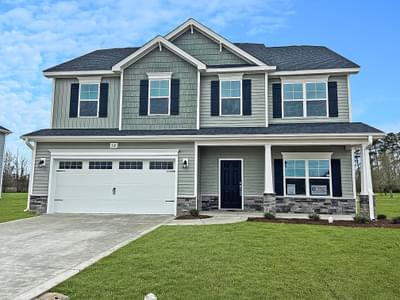 318 Holly Grove Drive, Winterville, NC 28590 New Home for Sale
